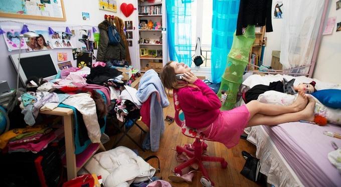 «Мои взрослые дети ничего не делали по дому, и я устроила забастовку»