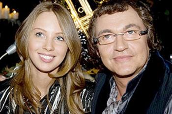 Телеведущий Дмитрий Дибров в третий раз стал отцом