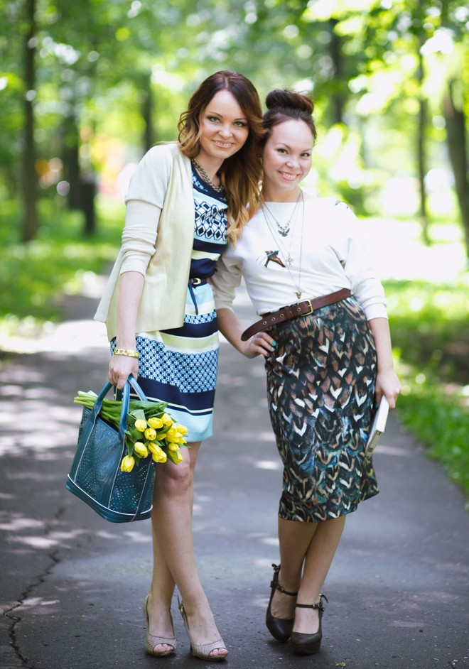 Мода на жакеты и свитера