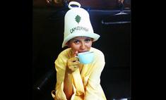 Виктория Боня сфотографировалась в бане