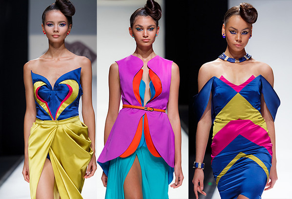 St. Petersburg Fashion Week SS 2015, Gutka