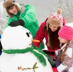 Куда сходить с детьми на новогодние праздники в Красноярске