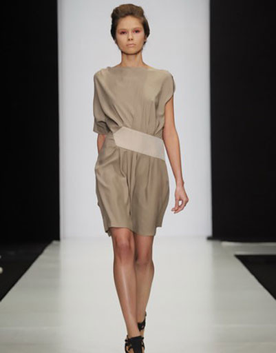 Mercedes-Benz Fashion Week: The MuskoviteS by Masha Kravtsova, весна-2012
