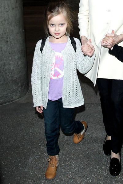 Дети Джоли и Питта фото 2015
