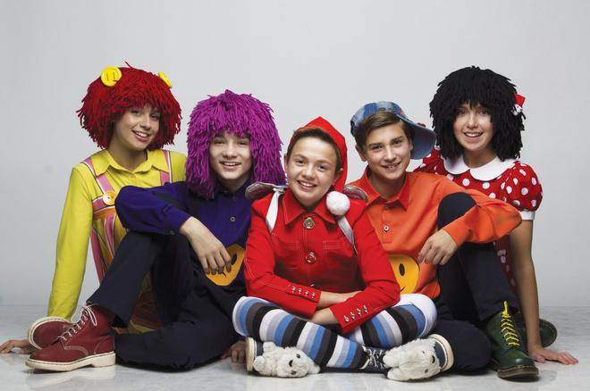 В Воронеже выступят «Барбарики» и «Волшебники двора»