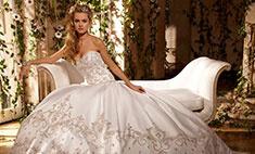 Свадебные платья: выбираем модный силуэт