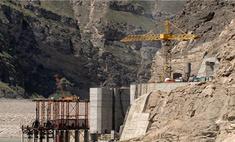 Потушен пожар на ГЭС в Дагестане