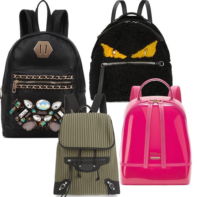 Модные женские сумки осень-зима фото