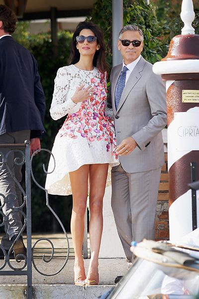 Амаль Клуни: фото