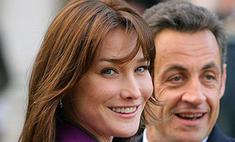 Отец Николя Саркози назвал дату рождения ребенка Карлы Бруни