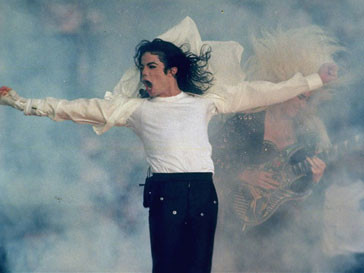 Майкл Джексон (Michael Jackson) стал величайшим музыкантом времени