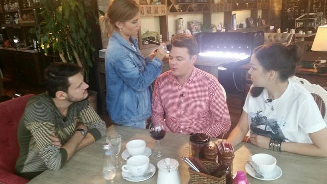 Битва ресторанов с Ксенией Собчак в Новосибирске