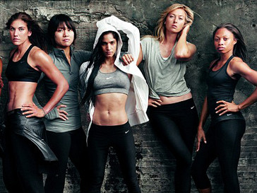 Реклама Nike