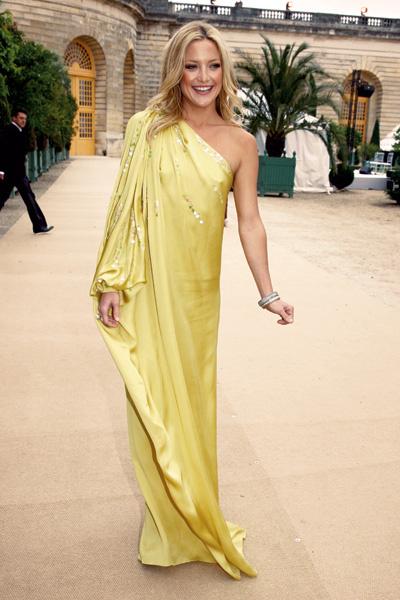 Кейт Хадсон в платье Dior by John Galliano из круизной коллекции-2008