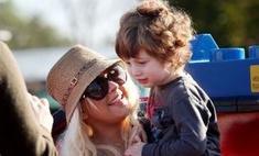 Кристина Агилера: «Материнство – мой самый большой успех!»