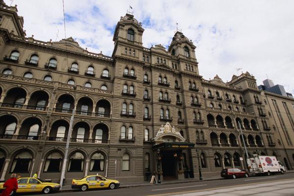 Отель Виндзор