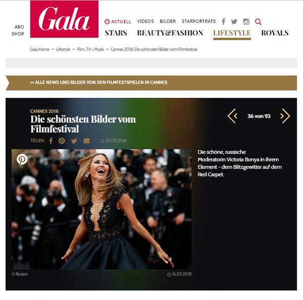 Из-за фотошопа Волочкова стала звездой зарубежных СМИ