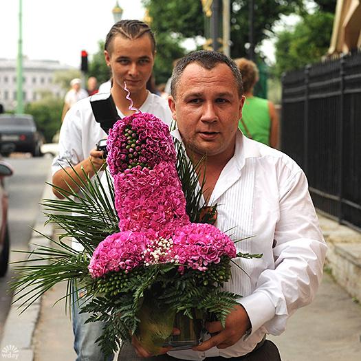 Cергей Шнуров свадьба: фото