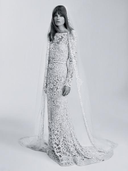 Лучшие коллекции Недели свадебной моды   галерея [12] фото [1]