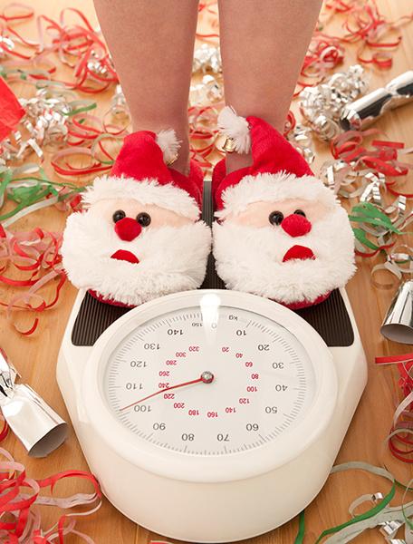 Новый год, весы