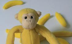 Банан - фрукт счастья