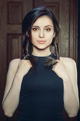 Наталья Вахрушева, актриса, фото