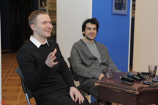 Петр Налич написал музыку для Обыкновенного чуда