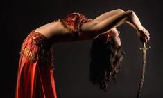 Танец живота вреден для позвоночника