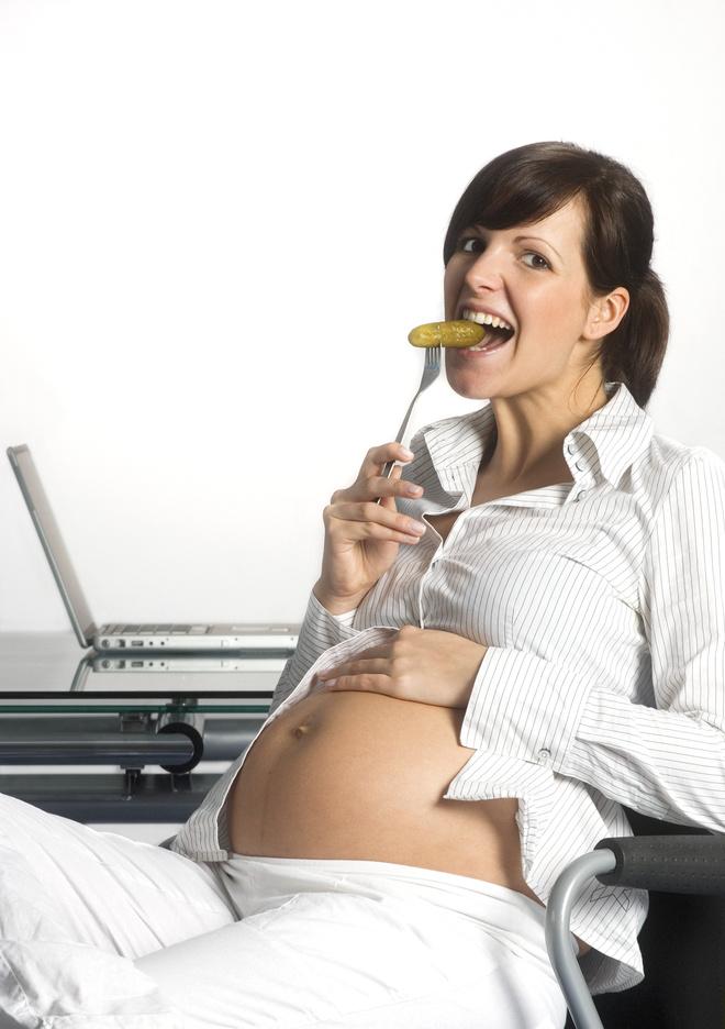 Сладкий вкус во рту у беременной 8