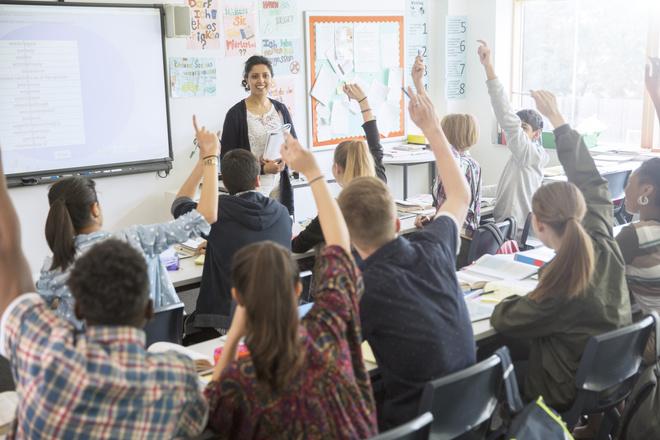 Чтобы стать лучше в школе, нужно создать подходящие условия