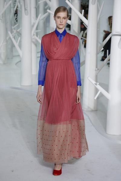 Неделя моды в Нью-Йорке: 18 февраля   галерея [2] фото [1]