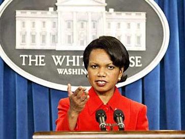 Кондолиза Райс (Condoleeza Rice) появится в телесериале