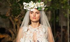 50 роскошных свадебных платьев с Недели моды в Барселоне