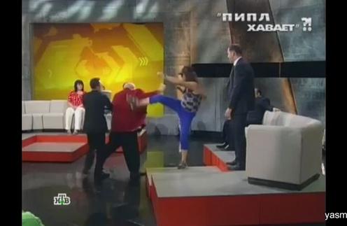 Стас Борецкий и Богдан Титомир