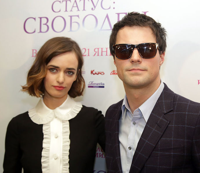 Ольга Зуева и Данила Козловский фото