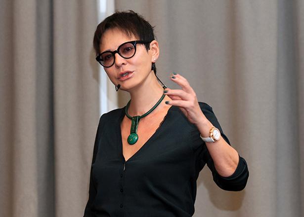 Ирина Хакамада, мастер-класс, фото
