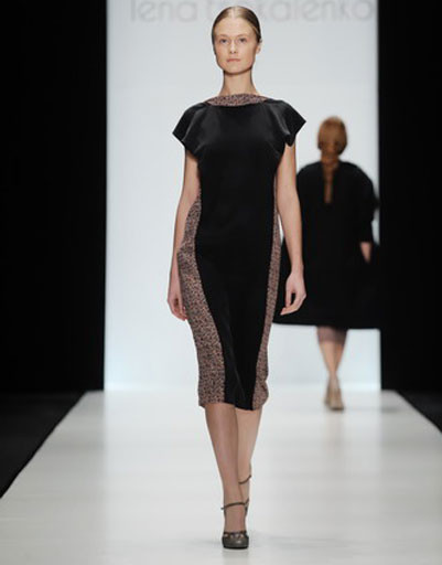 Mercedes-Benz Fashion Week: Елена Цокаленко, весна-2012