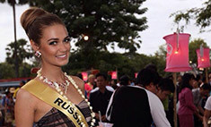 Сибирячка стала третьей на конкурсе «Краса России»