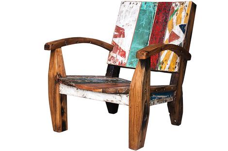 Новая коллекция мебели из лодок от Like Lodka   галерея [1] фото [3]