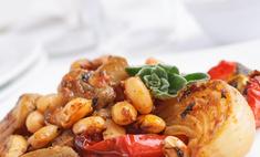 Фасоль с грибами: рецепты на каждый день