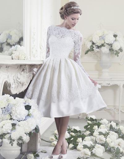 Свадебное платье Ellis Bridals 2013