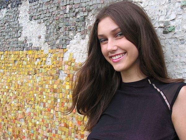 Ксения Кахнович, модельное агентство Ра-Фэшн