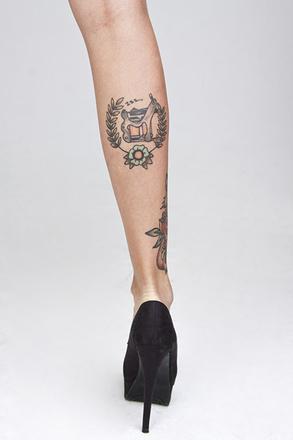 Катерина Мор, Ural Tattoo Queen 2015