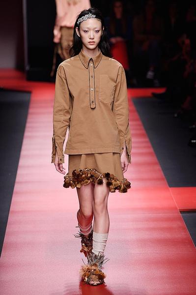 Неделя моды в Милане: день первый   галерея [2] фото [10]