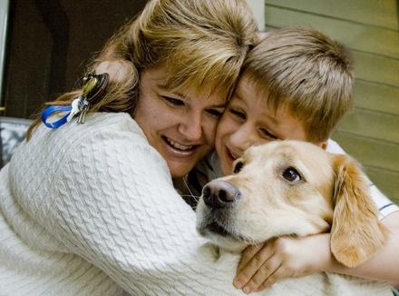Родители детей с аутизмом – главные эксперты в их воспитании