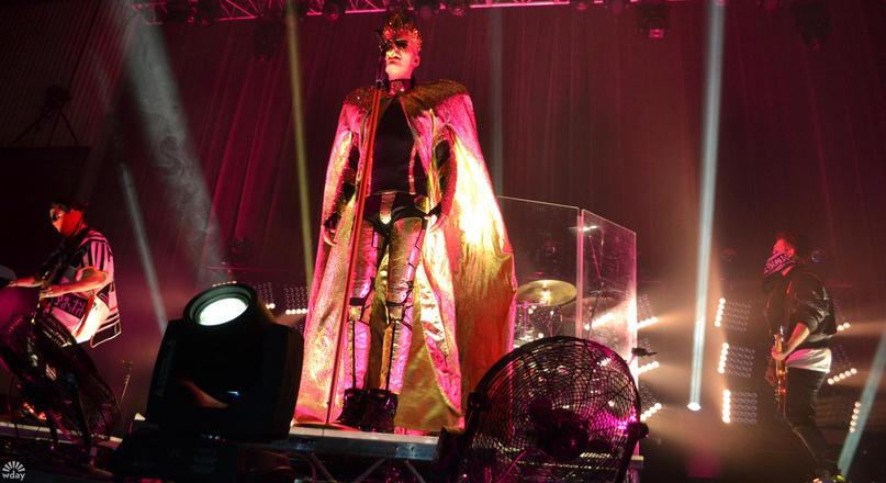 Tokio Hotel в Иркутске
