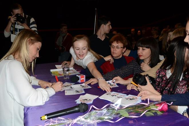 Юлия Ковальчук приехала в Волгоград