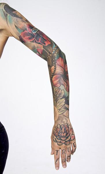 Елена Осипова, Ural Tattoo Queen 2015