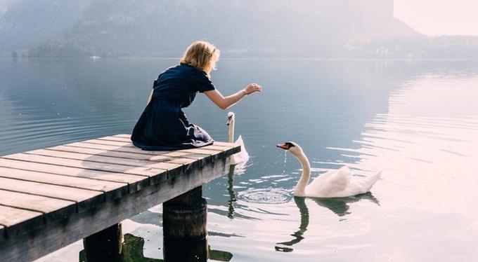 35 фраз, которые помогут справиться с тревогой и вернуться к себе