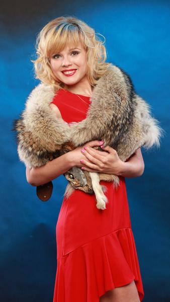 Ксения Путина, «Мисс Велогород» по версии Woman's Day